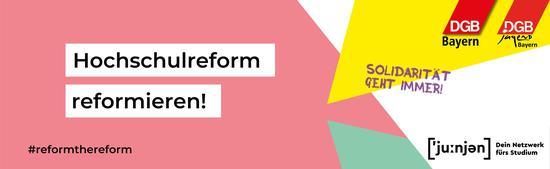 Hochschulreform