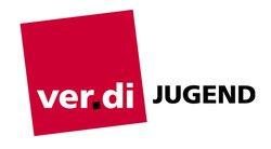 Logo ver.di Jugend